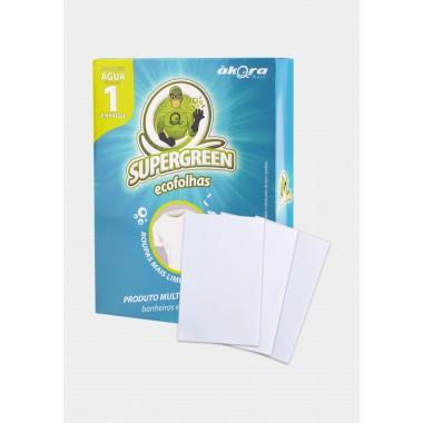 Supergreen Ecofolhas Multiuso