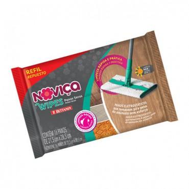 NOVIÇA WIPES PANOS SECOS