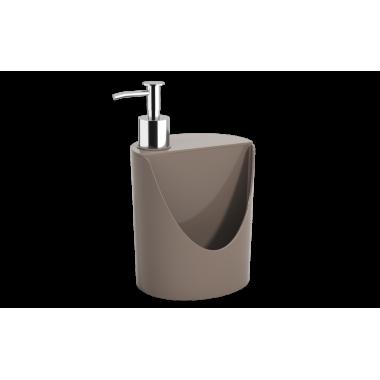 Dispenser R&J Basic 600 ml Coza - WGR 12 x 10,5 x 18 cm