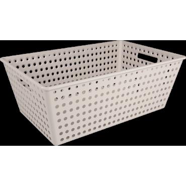 Cestão One Coza - LGR 59,5 x 38,8 x 22,3 cm