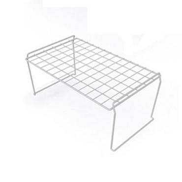 Estante Organizadora DiCarlo Branca 52,3 x 23,1 x 31 cm