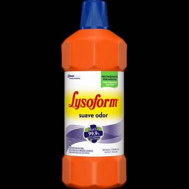 Lysoform® Desinfetante Líquido Suave Odor -  1 L