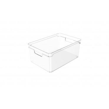 Organizador Clear - 30 x 20 x 13cm