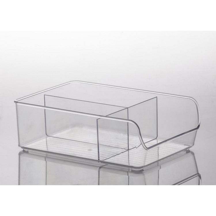 Organizador Diamond Com Divisórias Paramount - 28 x 18 x 9 cm