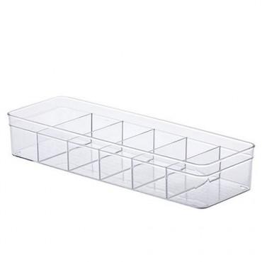 Organizador Diamond Com Divisórias  Paramount - 40,5 x 13,5 x 7,5 cm