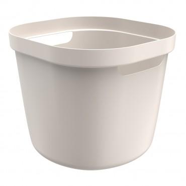 Cesto Cube Flex Bege (BGF) -  Ou 36 x 38 x 31,5 cm