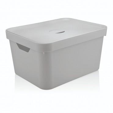 Caixa Cube G Alta Branca (BCF) - Ou 46 x 36 x 24,5 cm