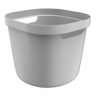 Cesto Cube Flex Cinza (CHF) - Ou 36 x 38 x 31,5 cm