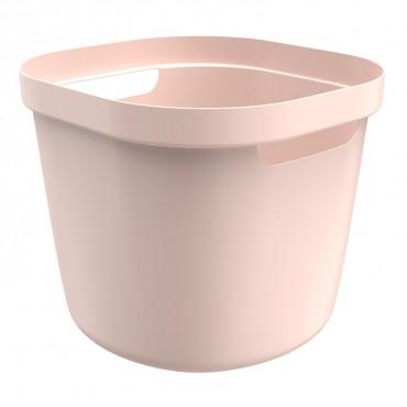 Cesto Cube Flex Rosa Nude (RSNF) -  Ou 36 x 38 x 31,5 cm