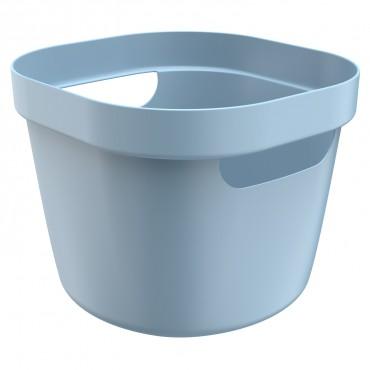 Cesto Cube Flex Azul (AZGF) -  Ou 21 x 20 x 16 cm