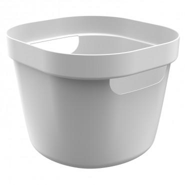 Cesto Cube Flex Branco (BCF) -  Ou 21 x 20 x 16 cm