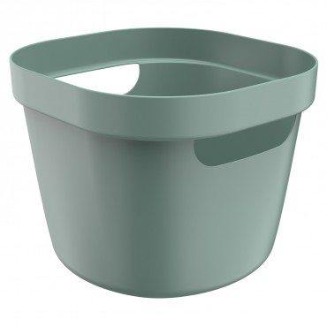 Cesto Cube Flex Verde (VDEF) -  Ou 21 x 20 x 16 cm