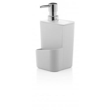 Dispenser Trium 650ml Ou - Branco 10 x 10 x 20 cm