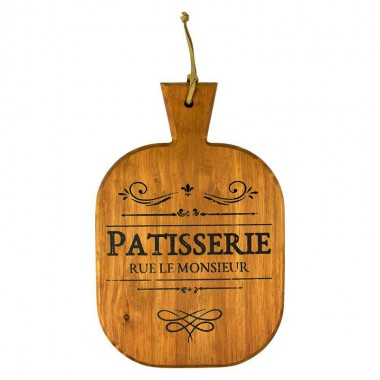 Tábua de madeira Patisserie - The Home