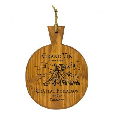 Tábua de madeira Grand Vin - The Home