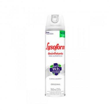 Lysoform Aerosol Original -  Desinfetante para Superfícies 360 ml